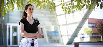 'El papel de la mujer en la ciencia es fundamental'