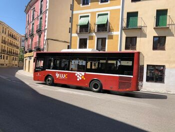 Cuenca, en Marcha! propone un estudio sobre el bus urbano