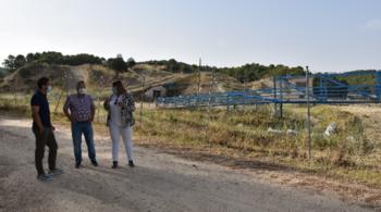 El circuito de motocross de Talavera tendrá riego automático