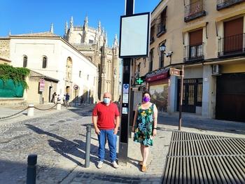 IU pide que las obras de Reyes Católicos no afecten al bus