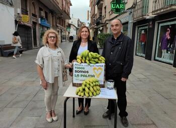 El Ayuntamiento de Villarrobledo y el comercio con La Palma