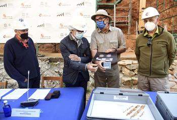 Atapuerca encuentra presencia humana de 1,4 millones de años