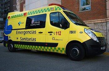 Fallece un motorista al colisionar con un camión en León