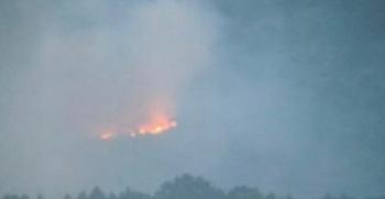 Extinguido un incendio en Palacios de la Sierra