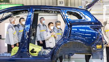 Renault plantea prolongar el ERTE hasta finales de año