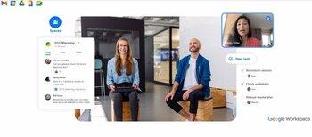 La 'app' de Gmail permitirá realizar llamadas de voz y vídeo