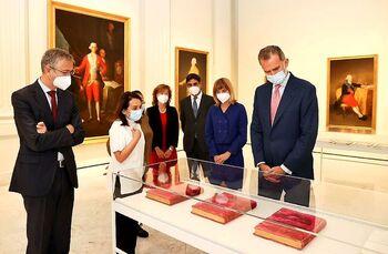 Goya se instala en el Banco de España