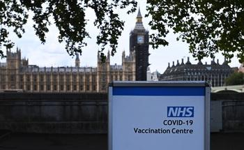 Reino Unido reforzará la vacunación de los mayores de 50 años
