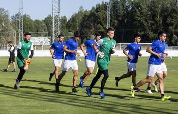 El nuevo Burgos CF Promesas echa a andar