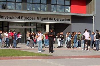 La UEMC evalúa el nivel de inglés de sus nuevos estudiantes
