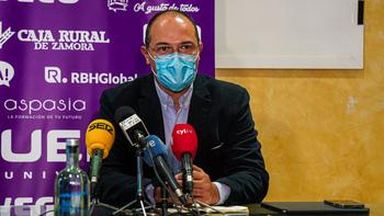 Alejandro García Pellitero se postula como presidente
