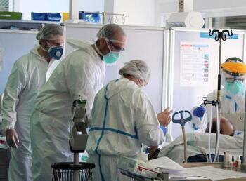 Toledo suma 336 contagios con las UCI en aumento