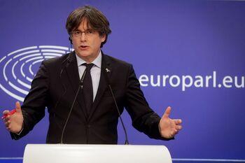 Puigdemont pedirá cautelarísimas para frenar la extradición