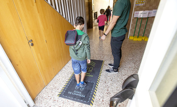 Educación mantiene su apuesta por la presencialidad segura