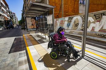 Ciudad Real hará más accesibles 185 paradas de autobús