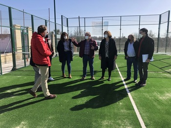 Diputación ayuda a 75 municipios en equipamientos deportivos