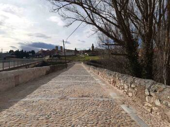 Nueva imagen del Puente mudéjar de Arévalo