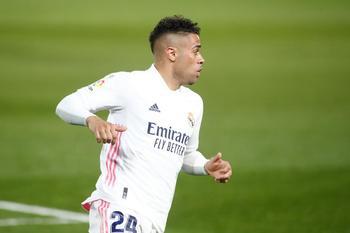 Mariano se une a la enfermería del Real Madrid