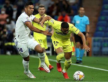 El Real Madrid recobra el pulso