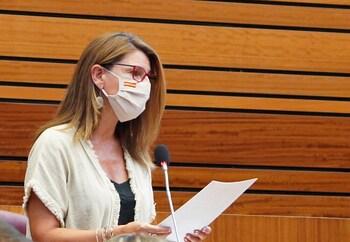 Vox reclama a la Junta que los escolares no usen mascarillas