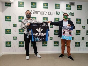 Caja Rural de Zamora renueva su patrocinio con el CPLV