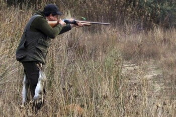 La apertura de la veda de caza menor descorcha la temporada