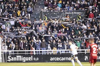 El Alcorcón habilita 300 entradas al Burgos CF