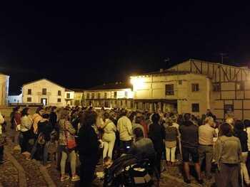 Las visitas nocturnas en Arévalo cambian de formato