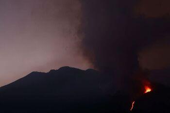 La Palma registra el mayor seísmo hasta ahora: 4,5 grados
