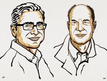 David Julius y Ardem Patapoutian, Premio Nobel de Medicina