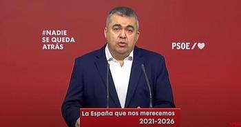 El PSOE asegura que no va a abandonar la