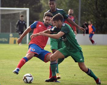 El Numancia pierde en pretemporada ante Osasuna B (1-3)