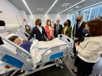 Ciencias Jurídicas dirigirá Enfermería de forma transitoria