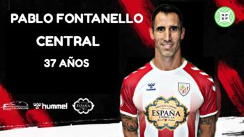 Pablo Fontanello ya tiene ficha