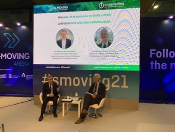 Hermoso abre en Málaga un congreso de movilidad sostenible