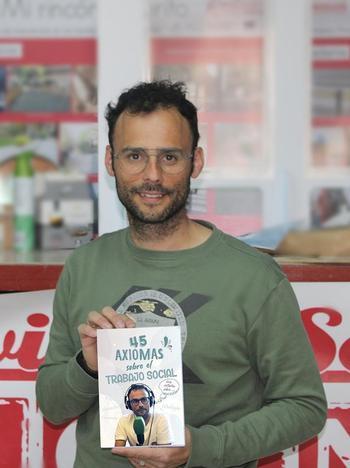 El antropólogo talaverano Gabriel Cano presenta nuevo libro