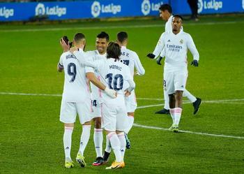 El Madrid vuelve a sonreír
