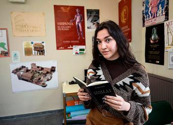 Prieri se enfrentará en mayo a jóvenes europeos, aunque la prueba será online y no podrá viajar a Arpino.