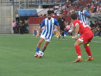 Un CF Talavera con ganas de agradar pierde ante el Alcorcón