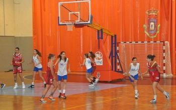 Configuradas las semifinales del Trofeo Diputación femenino