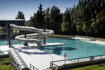 Herce ejecutará por 2,3 millones el arreglo de las piscinas