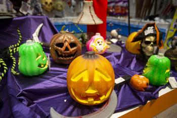Miranda presenta su programa de Halloween para niños