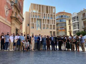 Arquitectos de Guadalajara acuden a un congreso a Murcia