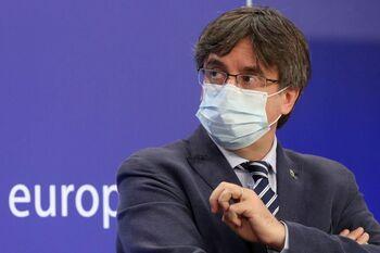 Llarena envía a Sassari la orden de detención de Puigdemont