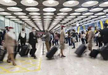 España recupera el 52% de pasajeros en septiembre