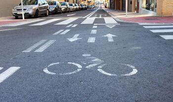 Sale a licitación las obras del carril bici Tudela-Fontellas