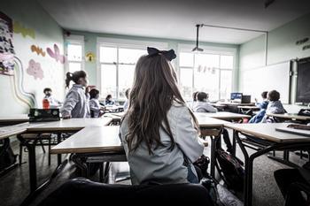 La Junta pone en cuarentena un aula en Miranda por covid