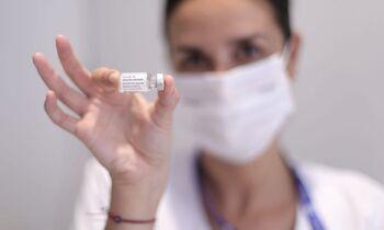 Eslovenia suspende la vacunación con Janssen