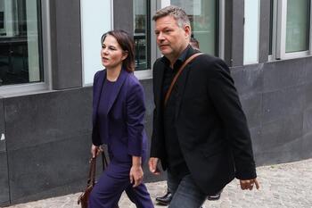 Verdes y liberales inician sus contactos en Alemania