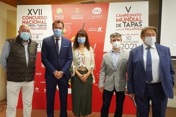 Valladolid se volverá a convertir en capital de la tapa